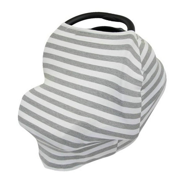 Copy of Stretchy 3-in-1 Infant Car Seat Canopy / Nursing Cover / Shopping Cart Cover
