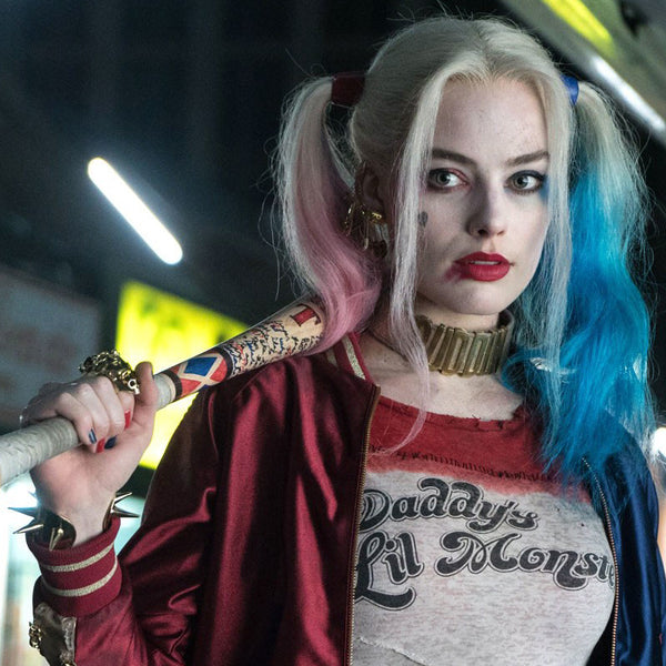 Harley Quinn PUDDIN Choker Necklace