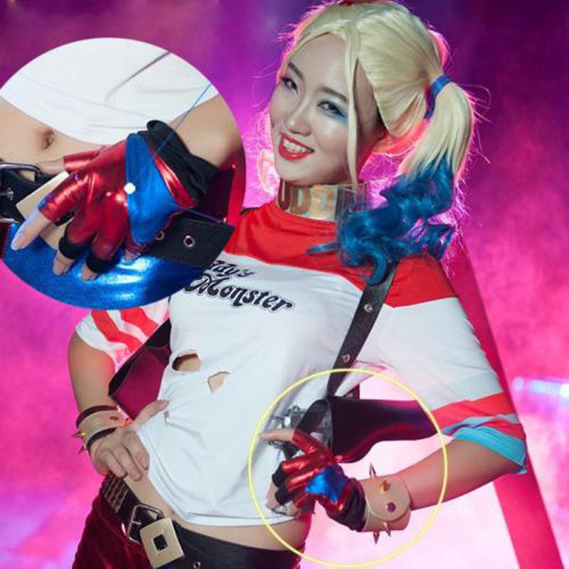 Harley Quinn Suicide Squad Costume Glove