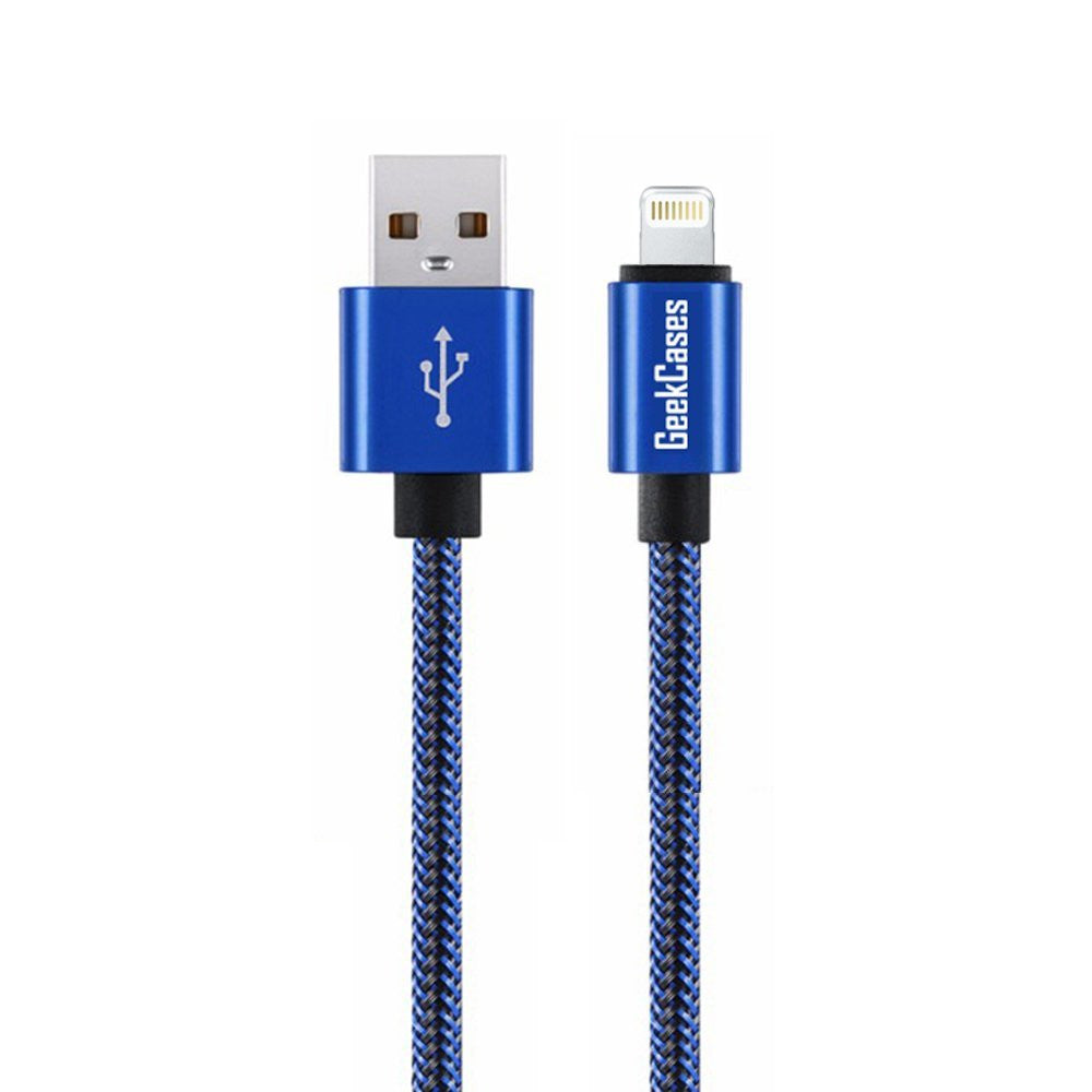 Xtreme Apple Lightning Cable for iPhone & iPad - Blue