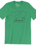 Tenderloin (IN) -Black Print-