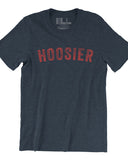 Vintage Hoosier (IN) -Red Print-