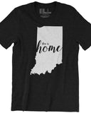 This is Home (Script) (IN) -White Print-