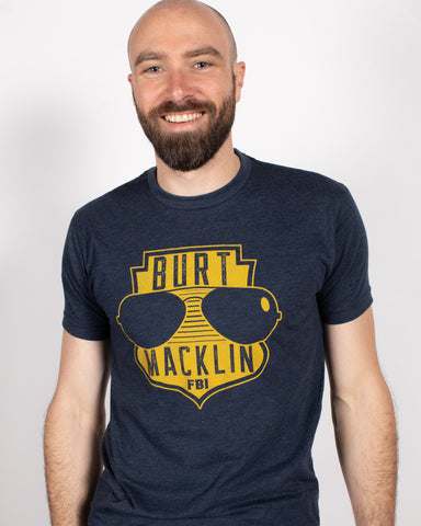 Burt Macklin FBI -Yellow Print-