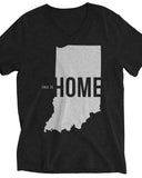 This is Home (IN) -White Print-