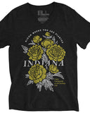 Bloom (IN) -White and Yellow Print-