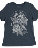 Bloom (IN) -White Print-