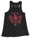 Cardinal and Hammer (IN) -Red Print-