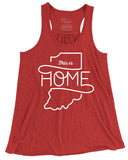 This is Home (Neon) (IN) -White Print-