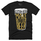 Better Beer (IN) -Gold and White Print-