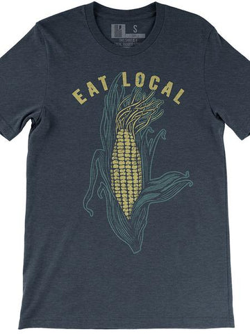 Eat Local Corn (IN) -Multi Print-