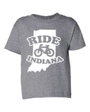 Kids -Ride Indiana- (IN) Toddler Tee