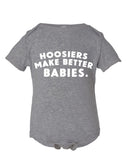 Kids Better Babies (IN) Onesie
