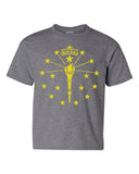 Kids -Torch and Stars- (IN) Youth Tee