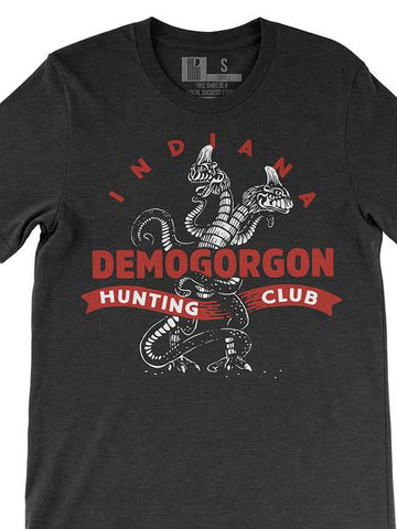 Indiana Demogorgon Hunting Club (IN) -Multi Print-