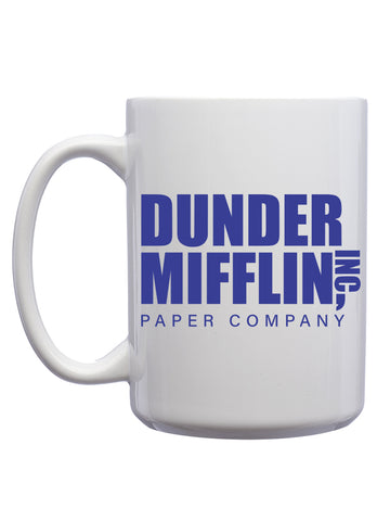 Dunder Mifflin Coffee Mugs (12 Pk.)