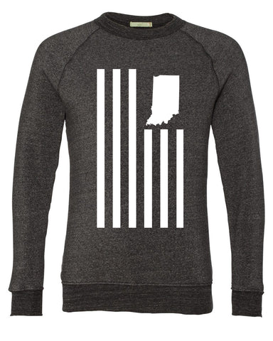 USI Flag Crewneck Sweatshirt (IN)
