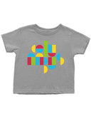 Exhibit Columbus Youth Tee (IN) -Multi-Color Print-
