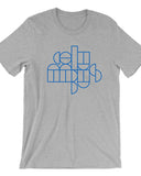 Exhibit Columbus Tee (IN) -Blue Print-