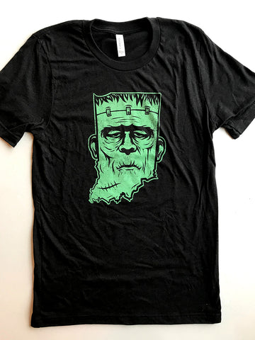 Frankenstate -Green Print-