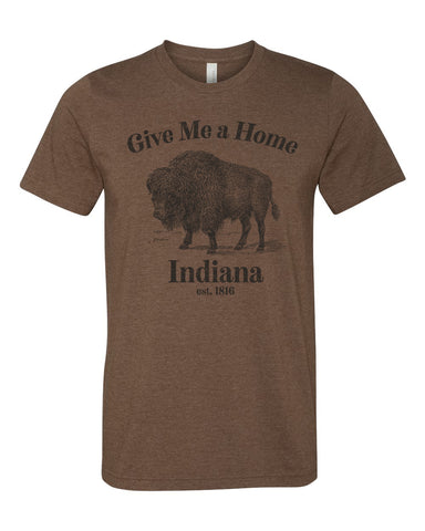 Give Me a Home (IN) -Black Print-