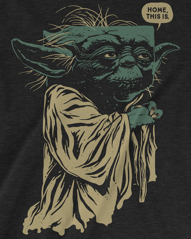 Hoosier Yoda (IN) -Multi Print-