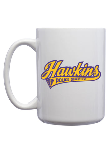 Hawkins Police Department Coffee Mugs (12 Pk.)