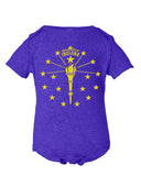 Kids -Torch and Stars- (IN) Onesie