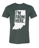 From Here (IN) Unisex Tee