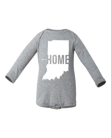 Kids -This is Home- (IN) Long Sleeve Onesie