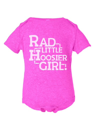 Kids Rad Girl (IN) Onesie