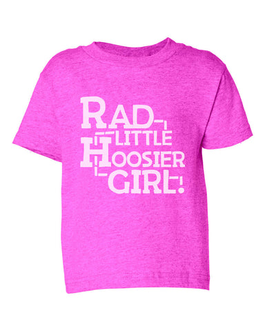 Kids Rad Girl (IN) Toddler Tee