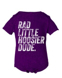 Kids Rad Dude (IN) Onesie