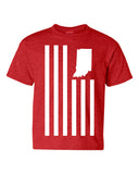 Kids -United State Flag- (IN) Youth Tee
