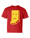 Kids Smiling Indiana (IN) Youth Tee