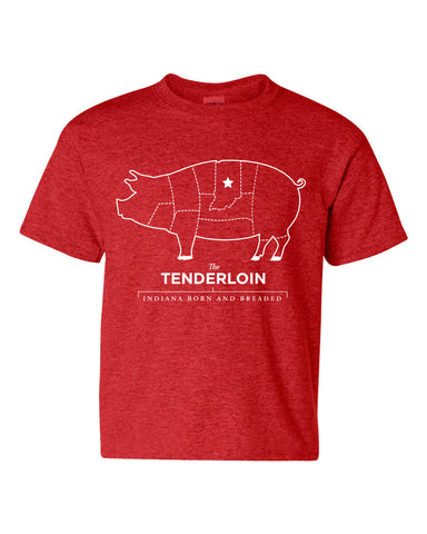 Kids -Tenderloin- (IN) Youth Tee