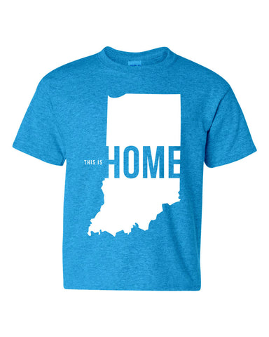Kids -This is Home- (IN) Youth Tee