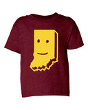 Kids Smiling Indiana (IN) Toddler Tee