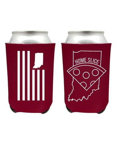 Home Slice Coozies