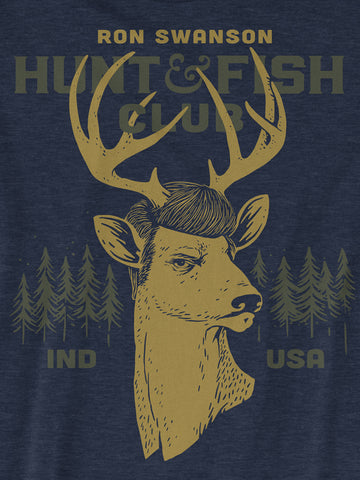 Swanson Hunt and Fish Club (IN) -Multi Print-