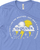 Indiana Weather -Multi Print-