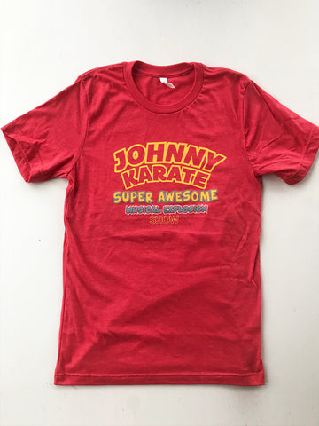 Johnny Karate -Multi Print-