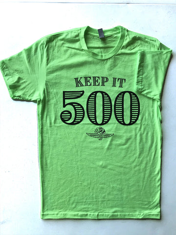Keep it 500 (IN)