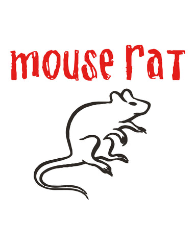 Mouse Rat (IN) -Multi Print-