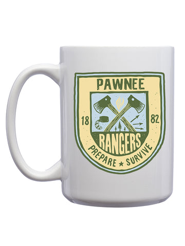 Pawnee Rangers Coffee Mugs (12 Pk.)