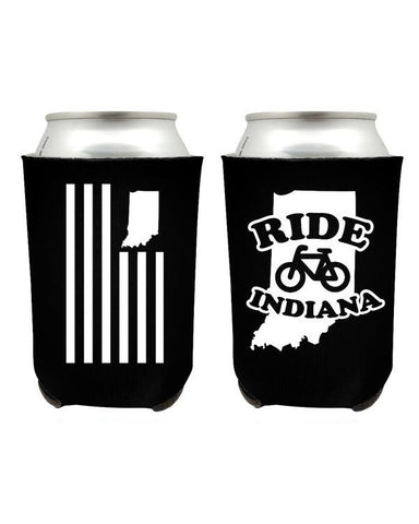 Ride Indiana Coozies