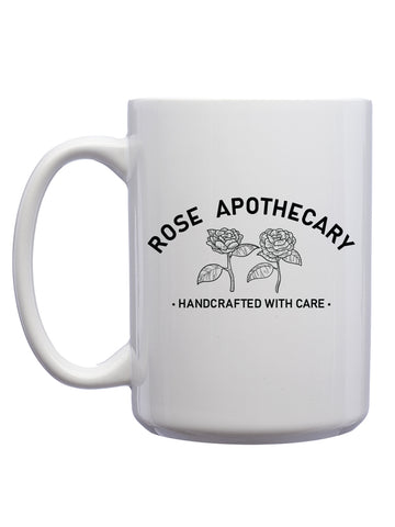 Rose Apothecary Coffee Mugs (12 Pk.)