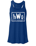 Hoosier World Order (IN) Women's Flowy Racerback Tank