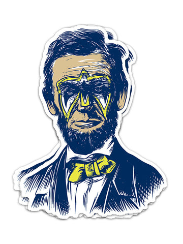 Ultimate Lincoln Stickers (24 Pk.)
