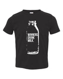 Winners Drink Milk® Onesie / Toddler Tee